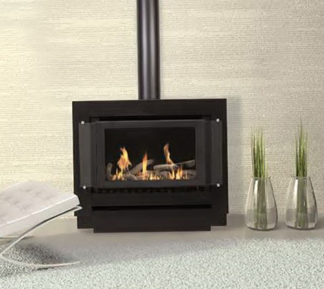 Freestanding Natural Gas Fireplaces Canada Home Design Ideas
