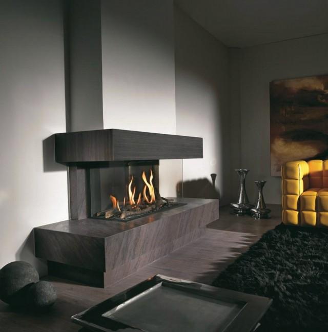 Lennox 3 Sided Propane Fireplace: Three Sided Electric Fireplace