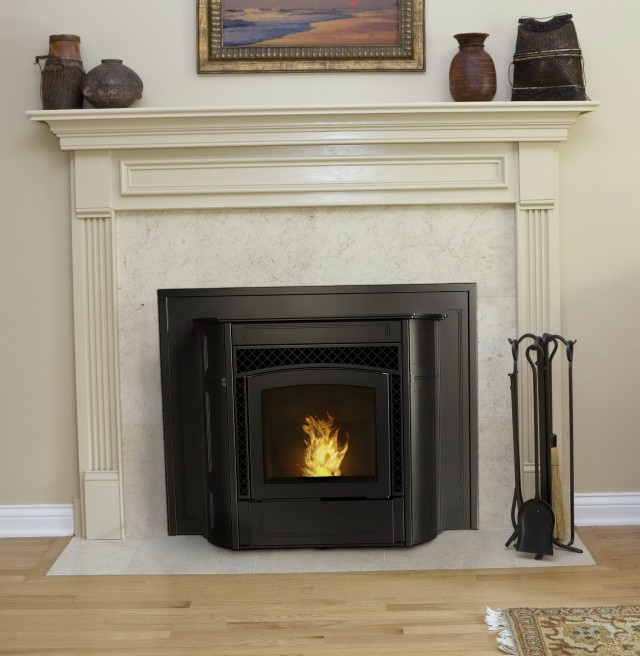 Glacier Bay Wood Stove Fireplace Insert