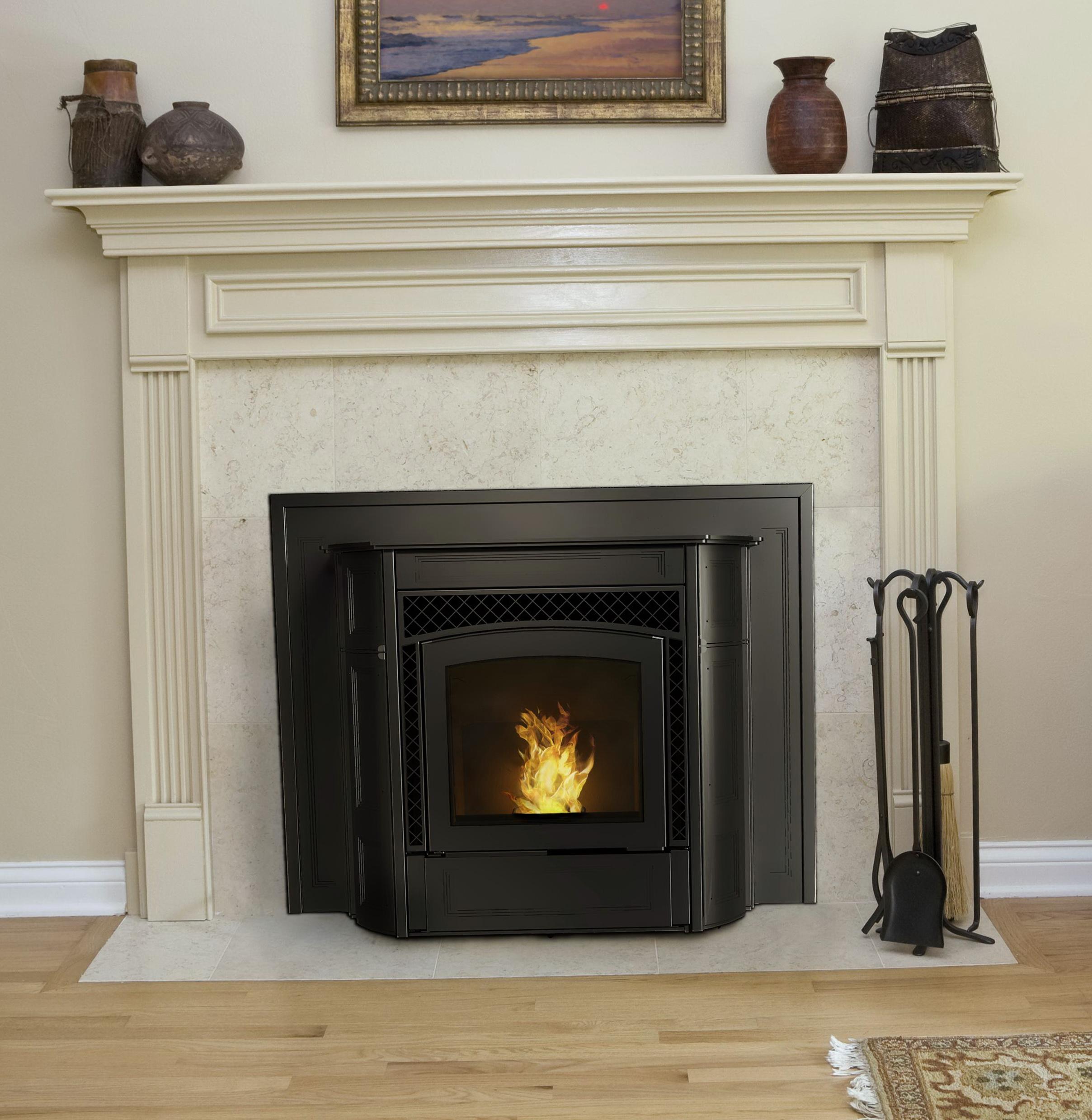 Glacier Bay Wood Stove Fireplace Insert
