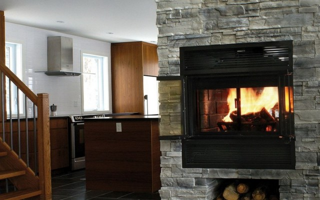 Replacement Fireplace Doors With Blower Home Design Ideas