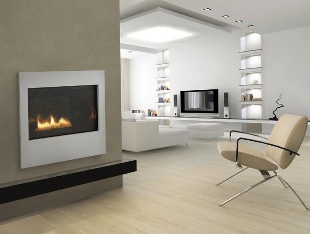 Modern Fireplace Designs Gallery