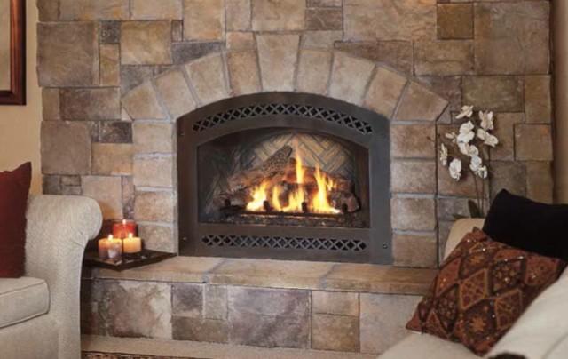 refacing brick fireplace with veneer home design ideas