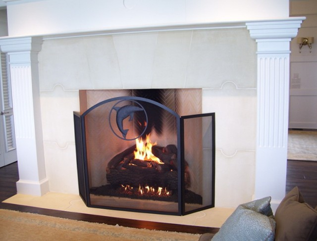 Screens For Gas Fireplace