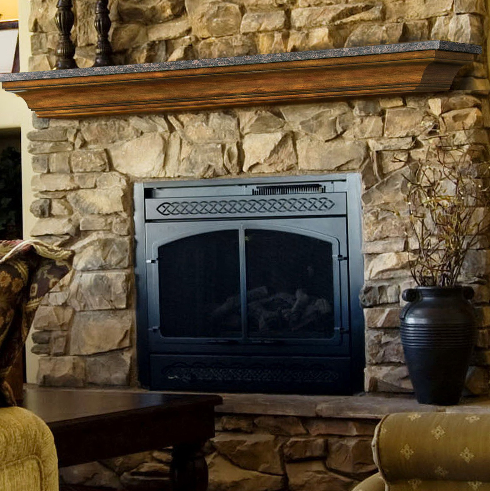 Stone fireplace mantel 28 fireplace mantels montreal 536 cast stone fireplace magnificent - Concrete fireplace mantel shelf ...
