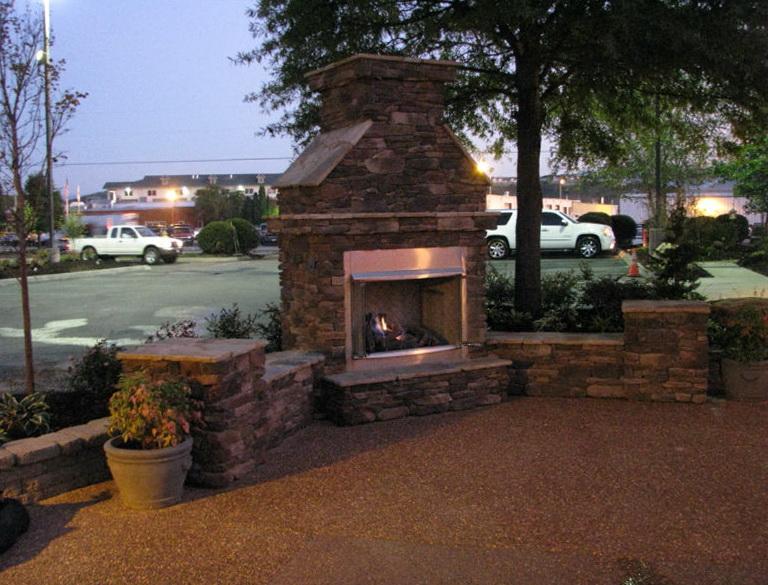 Top Hat Fireplace Home Design Ideas