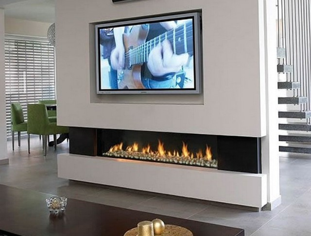 two way fireplace ideas home design ideas