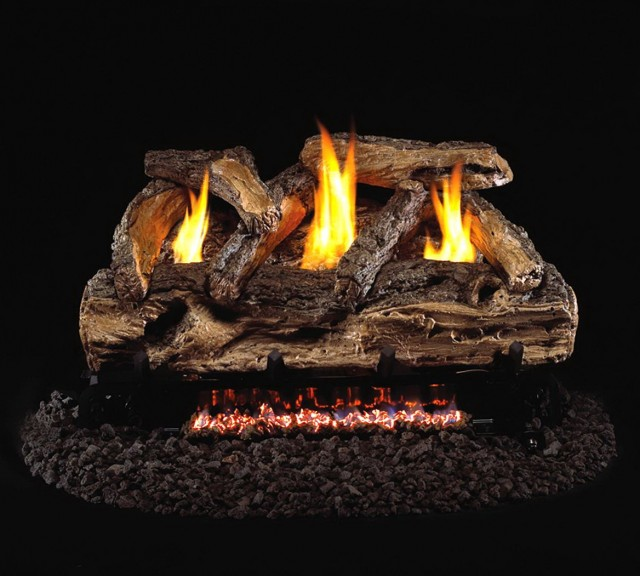 Ventless Gas Fireplace Logs Remote Control Home Design Ideas