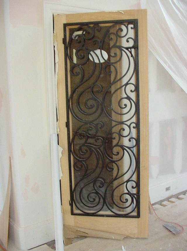 Wrought Iron Fireplace Doors Houston Tx