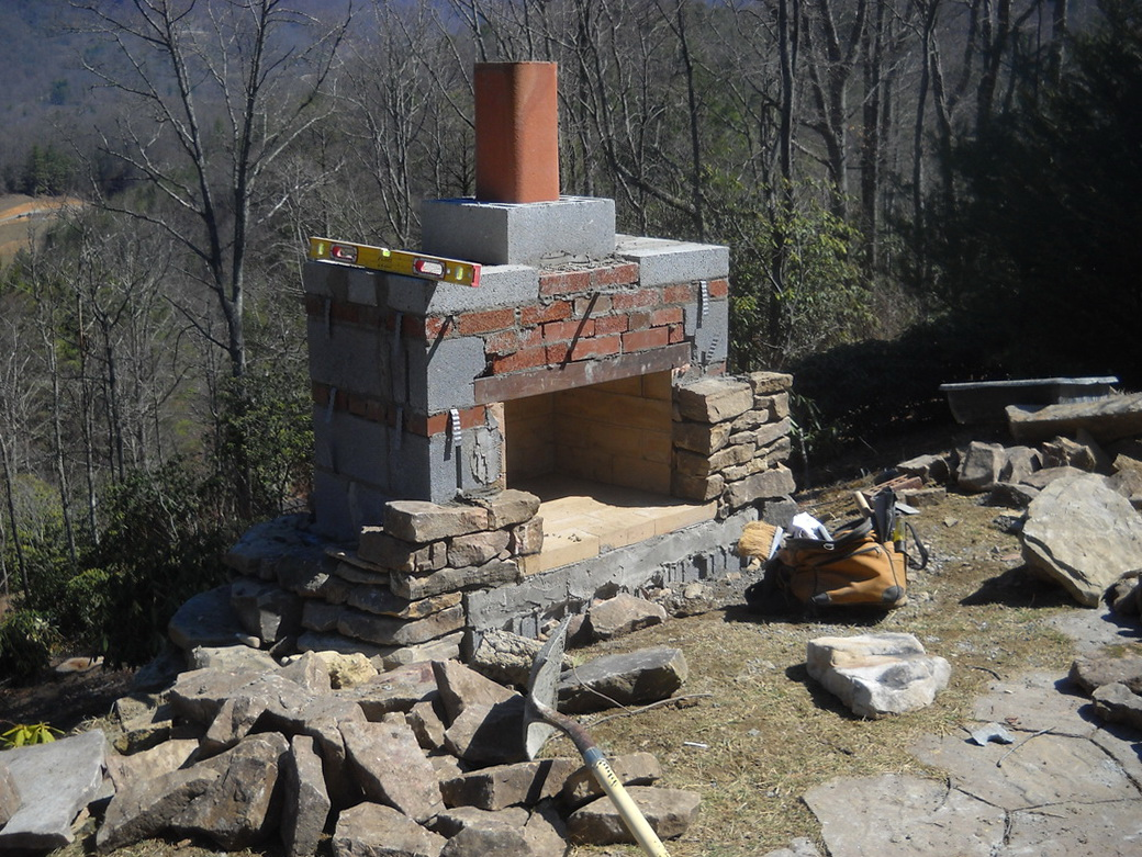 100 Building Outdoor Fireplace 2017 Outdoor Fireplace Cost Cost To Build Outdoor