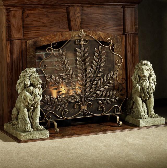 Decorative Fireplace Screens Uk Home Design Ideas