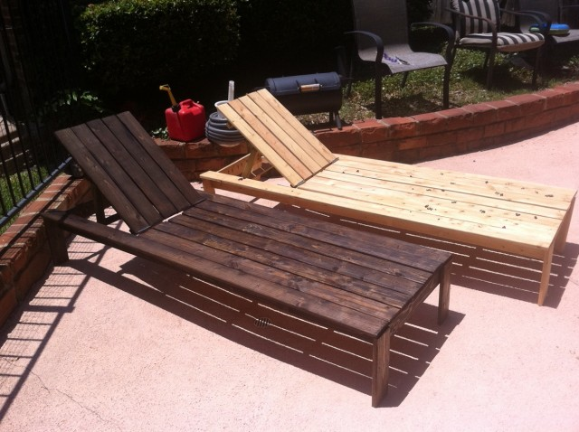 Diy Chaise Lounge Plans