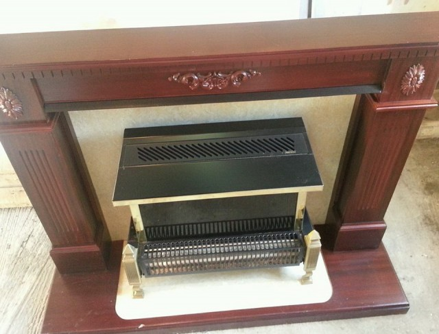 Ebay Electric Fireplaces Used