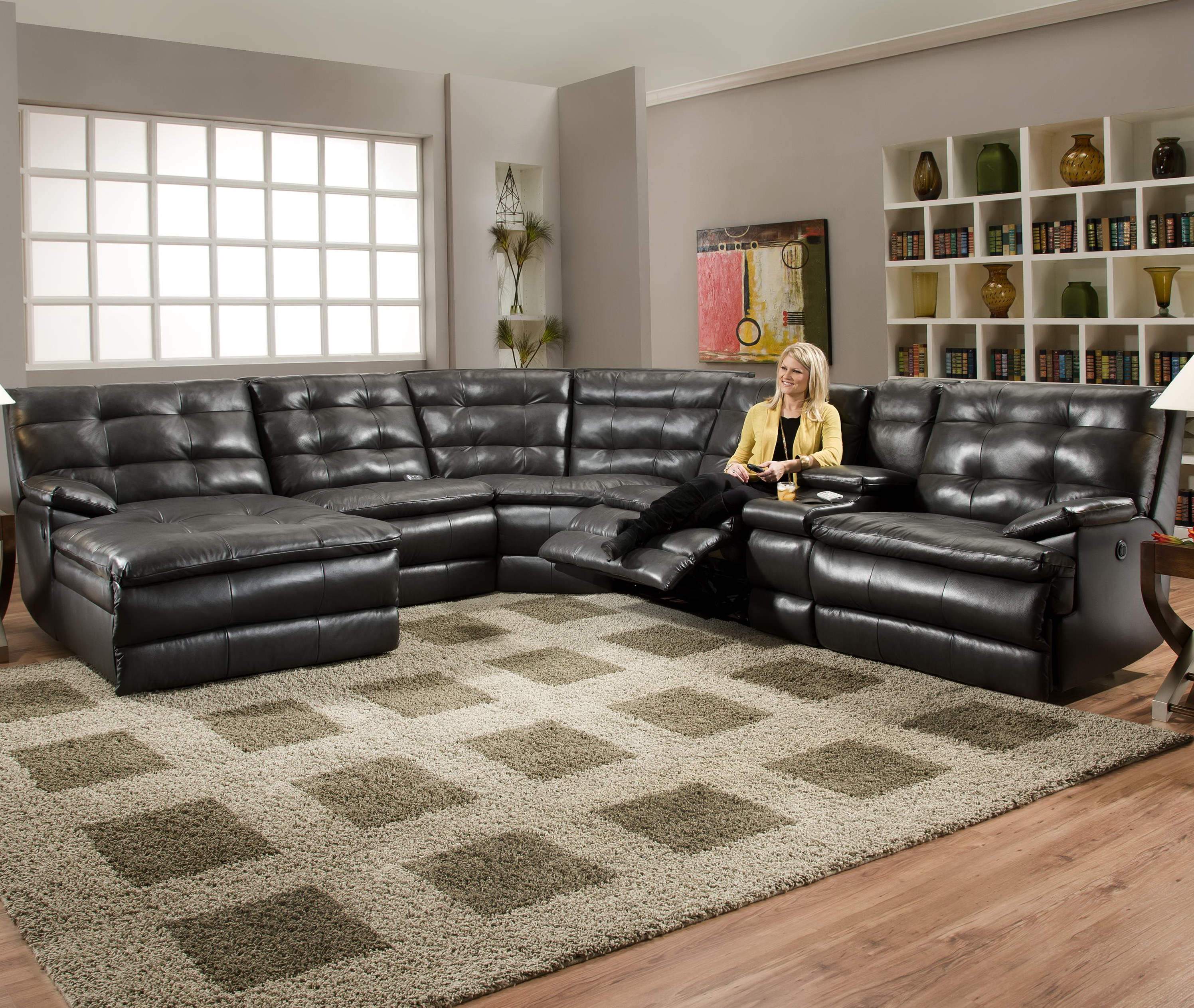 Extra Sectional Sofas With Chaise
