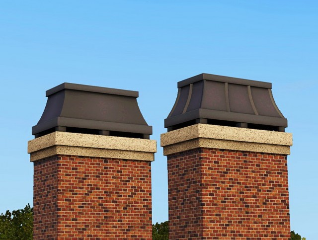 Fireplace Chimney Caps Home Depot