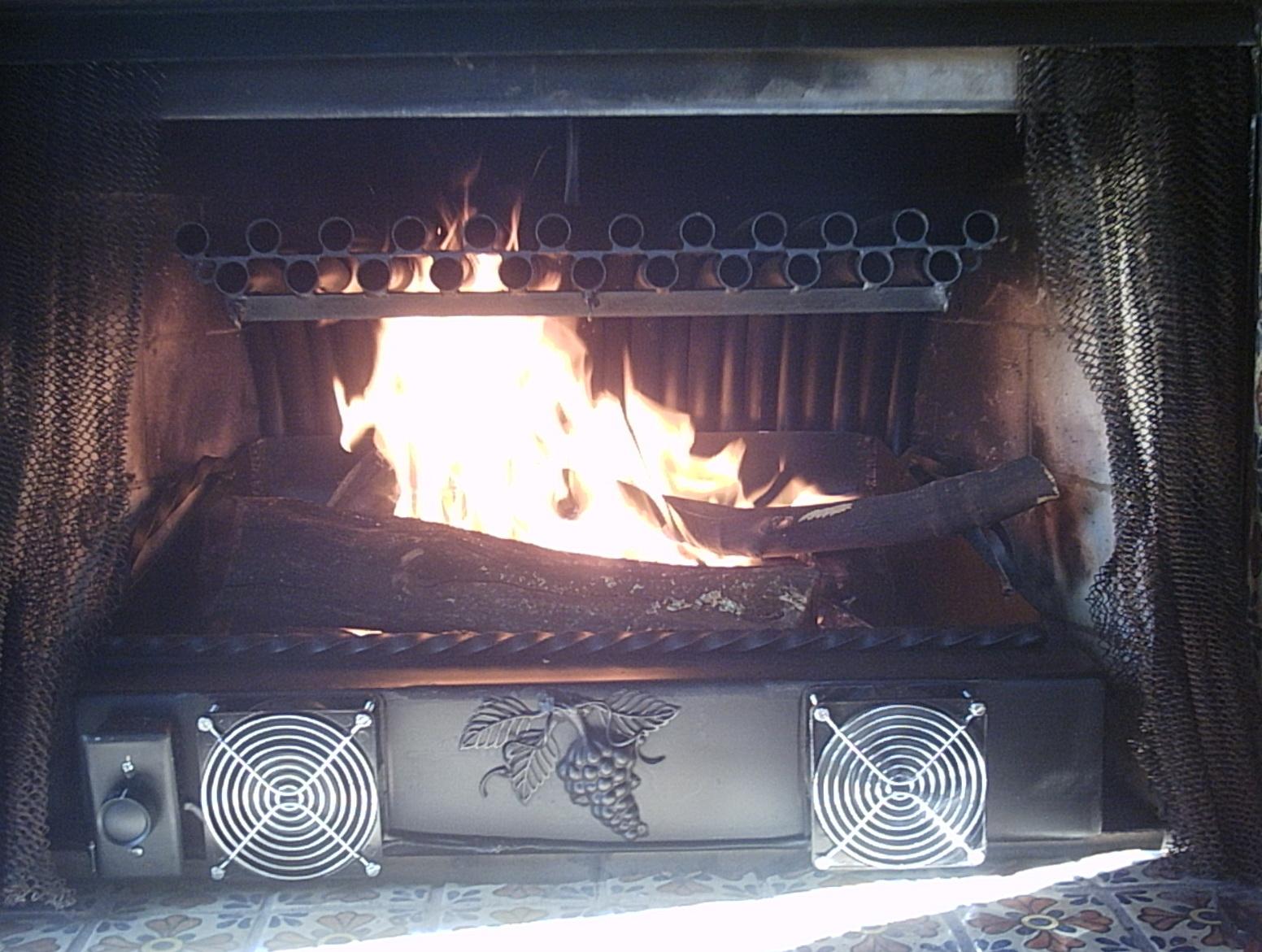 Fireplace Grate Blower Diy | Home Design Ideas