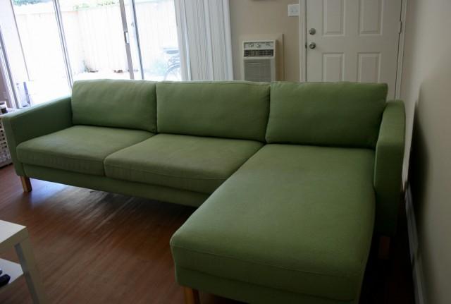 Ikea Karlstad Chaise Lounge