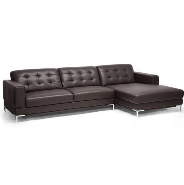 Leather Sectional Sofa With Chaise