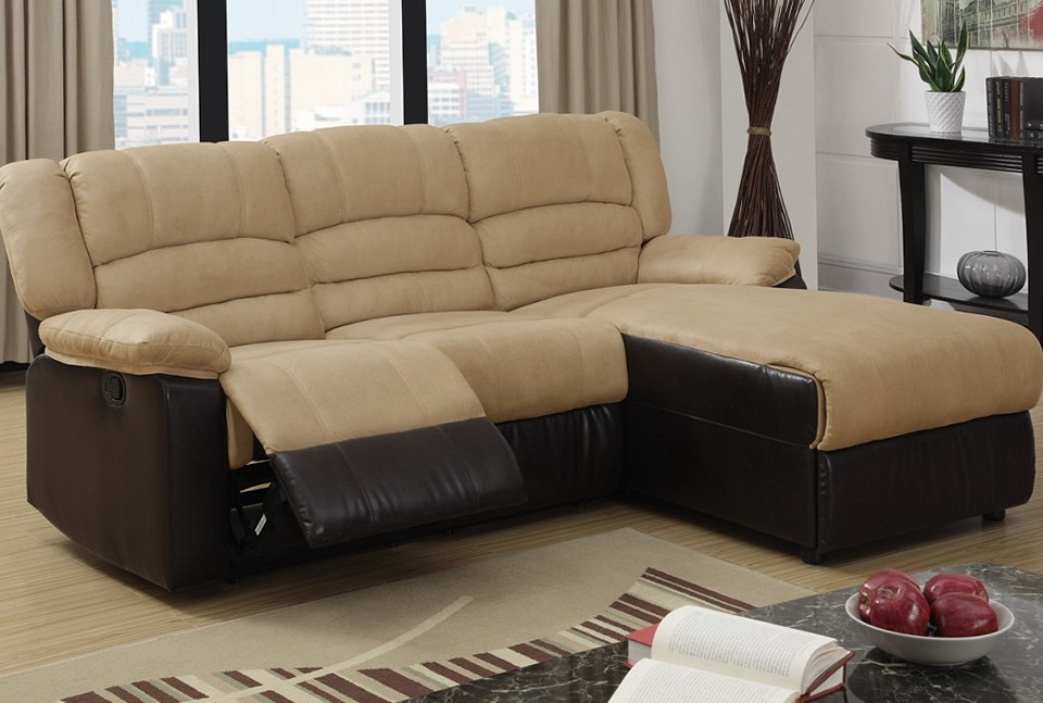 Permalink to Loveseat Recliner With Chaise