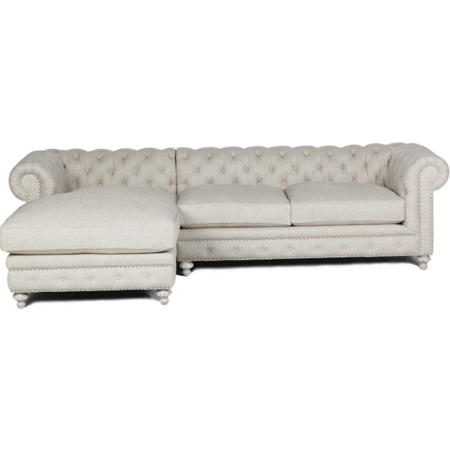 Loveseat With Chaise Left