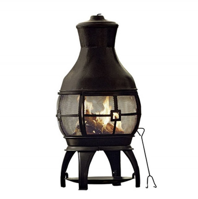 Lowes Outdoor Fireplace Gas