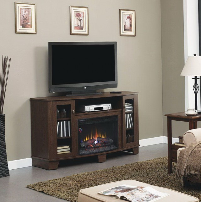 electric fireplace tv console costco home design ideas Lowe's Electric Fireplace TV Stand Blue Electric Fireplace TV Console