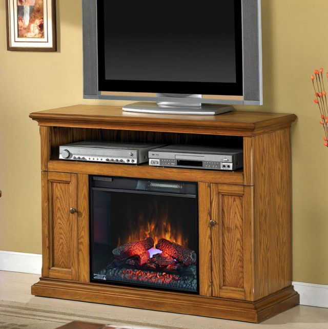 Mink Media Wall Electric Fireplace | Home Design Ideas