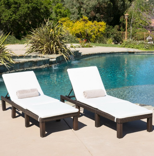 Outdoor Chaise Lounges Walmart