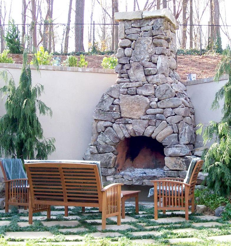 Outdoor Gas Fireplaces Menards Home Design Ideas