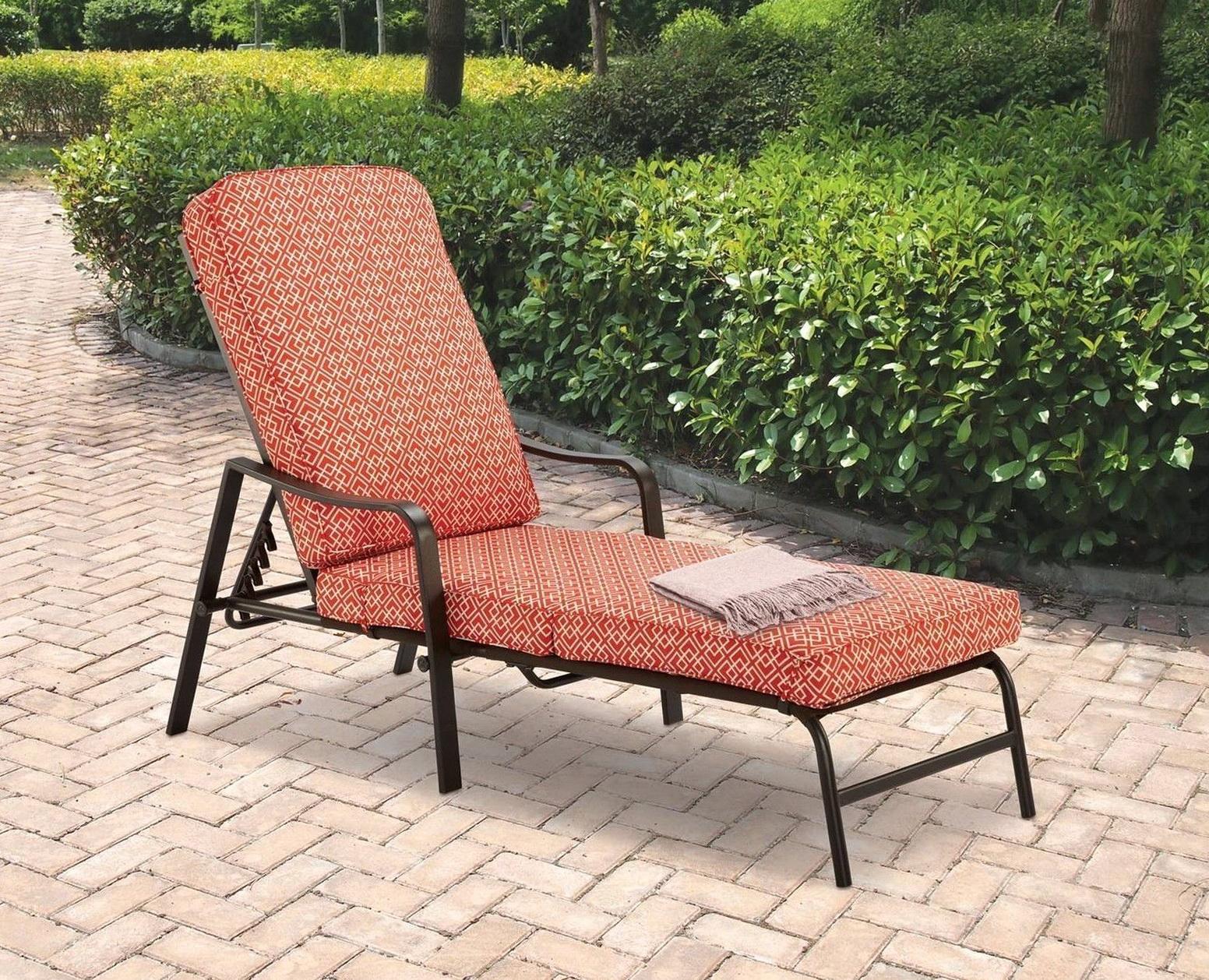 Patio Chaise Lounge Chairs Walmart