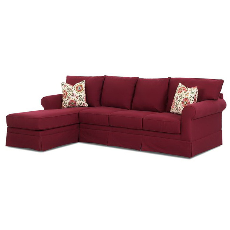 Small couch with chaise lounge home design ideas - Small couch with chaise ...