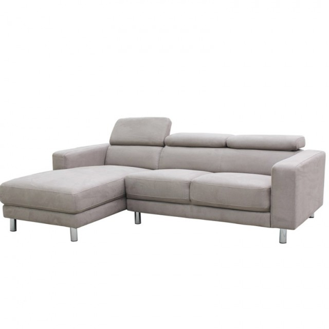 Sofa With Chaise Longue  sc 1 st  Home Design Ideas : chaise longue sofa bed uk - Sectionals, Sofas & Couches