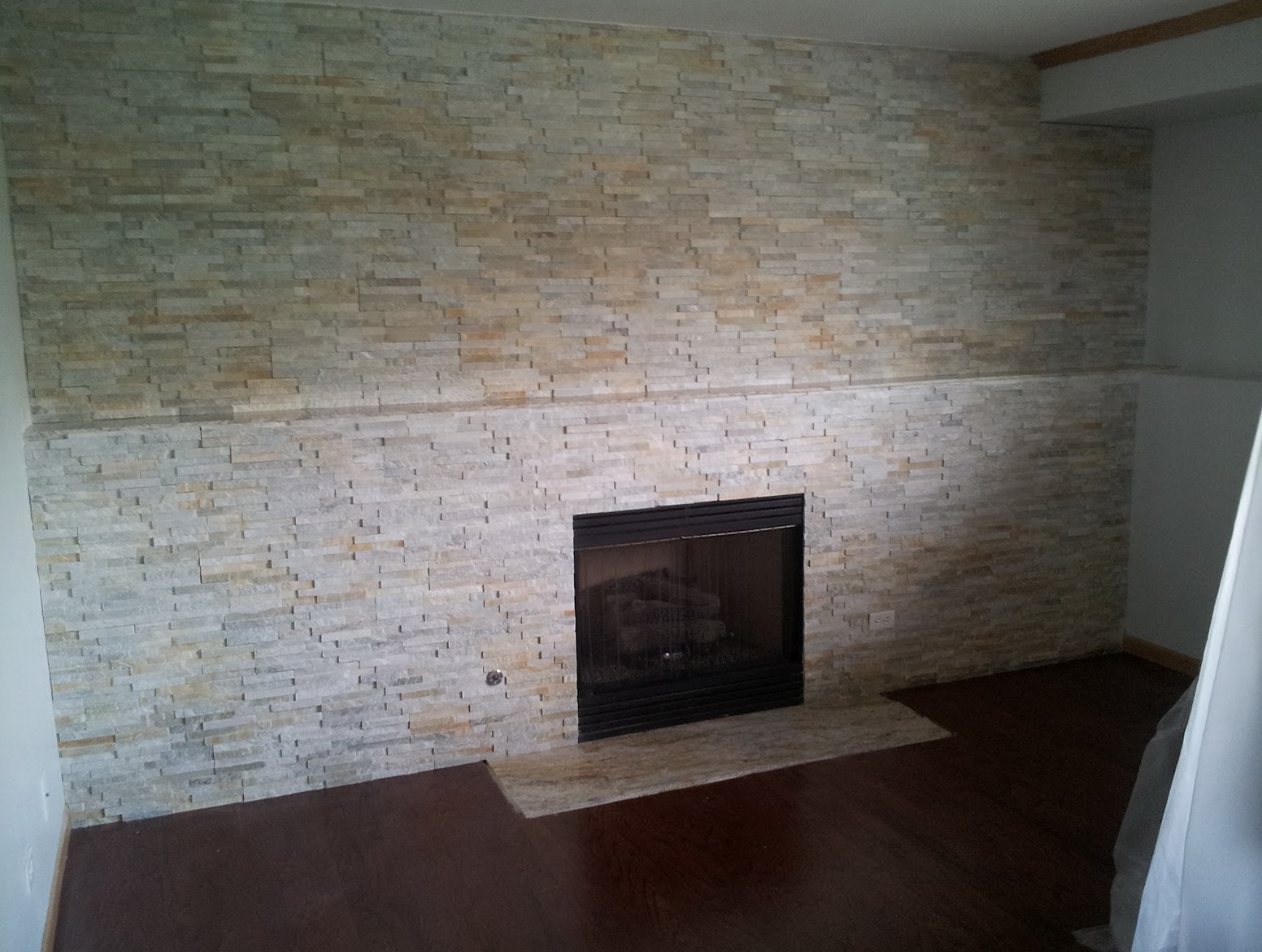 stone for fireplace surround