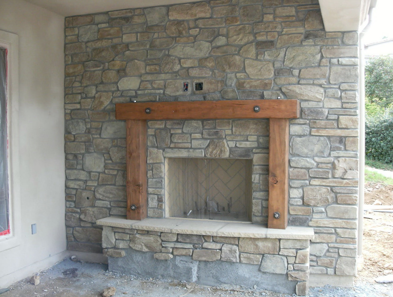 Groovy Stone Veneer For Fireplace Home Depot Fireplace Ideas Home Interior And Landscaping Ologienasavecom