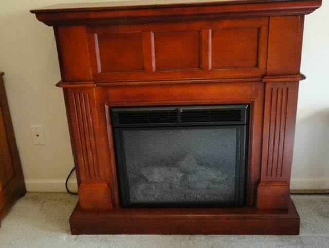 Twin Star Electric Fireplace Model 23ef022gra Home