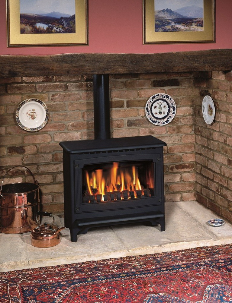 Wood Burning Stove Vs Fireplace Home Design Ideas