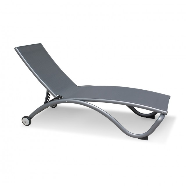 Aluminum Chaise Lounge Parts