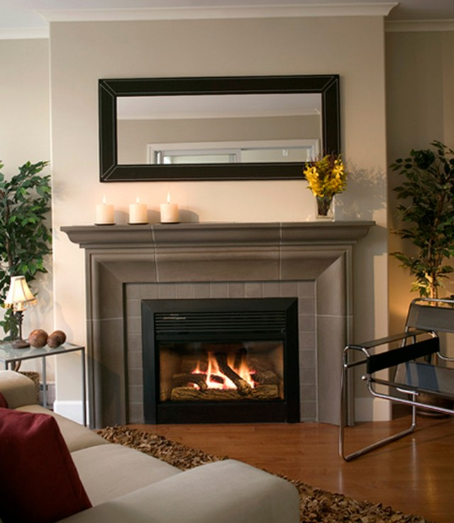 Electric Fireplace Ideas For Basement Home Design Ideas