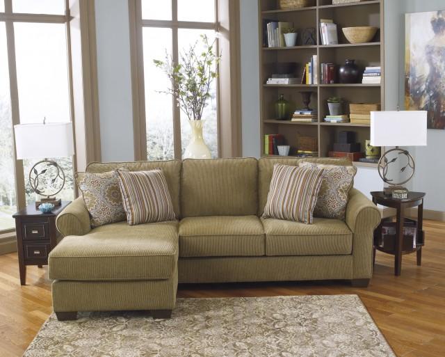 Berkline Sofa With Reversible Chaise