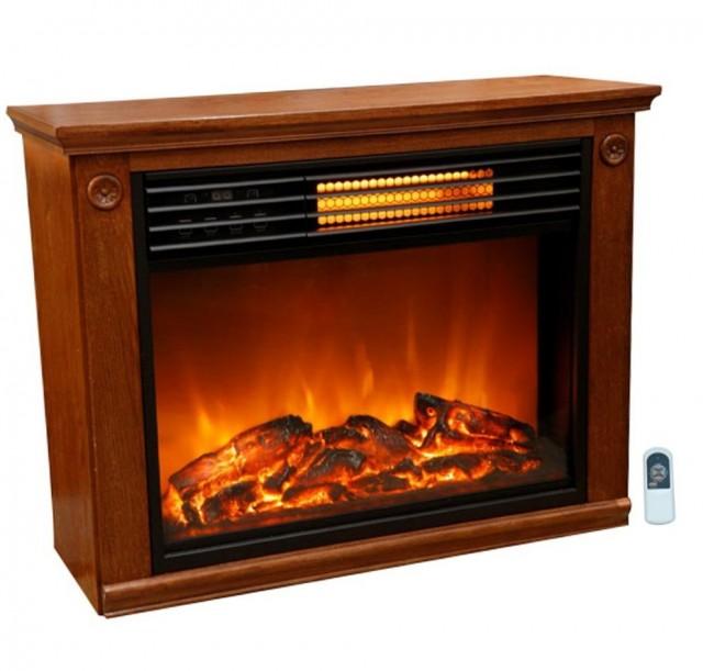 Infrared Heater Fireplace Insert Home Design Ideas