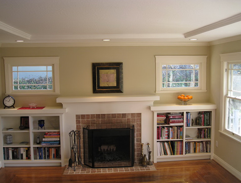Built In Shelves Around Fireplace Pictures - Built In Shelves Around Fireplace Pictures Home Design Ideas