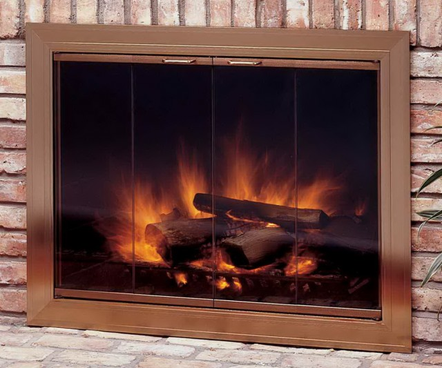 Cleaning Fireplace Glass Doors Gas Home Design Ideas