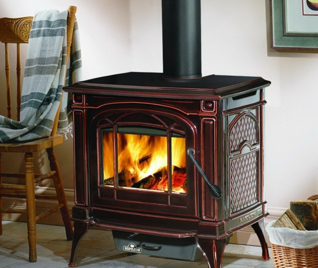 Gas Fireplace That Looks Like A Wood Stove Home Design Ideas