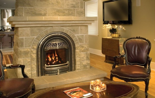 Converting Wood Fireplace To Gas Price