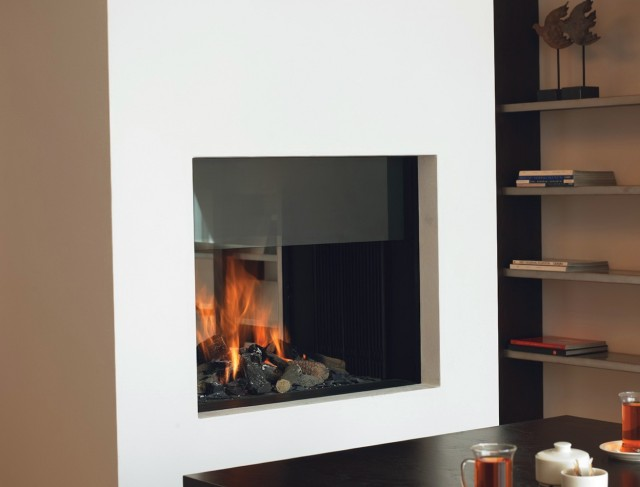Double Sided Gas Fireplace Prices Home Design Ideas