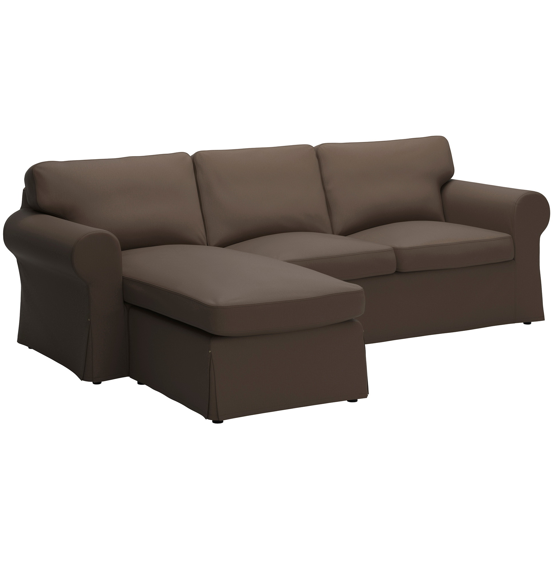 Ektorp Loveseat And Chaise Lounge Home Design Ideas