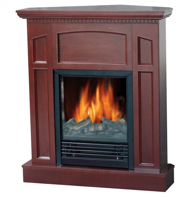 Electric Corner Fireplaces Clearance