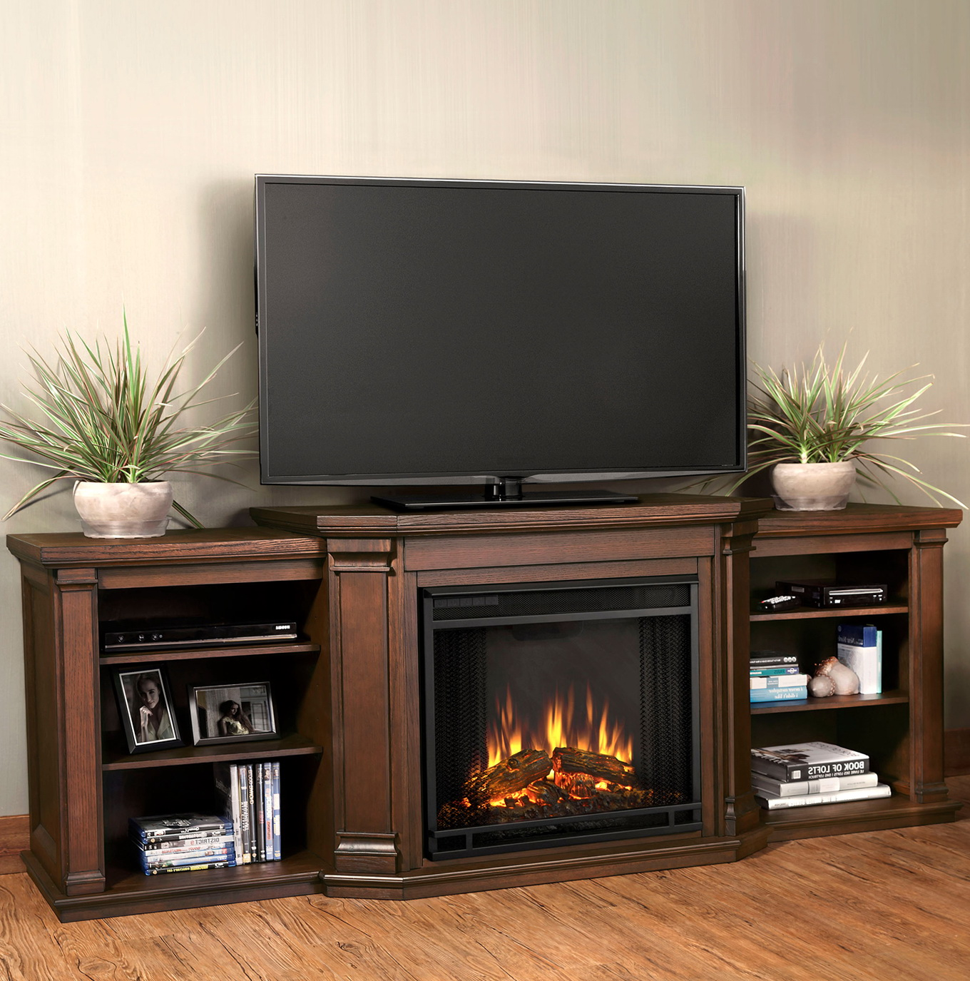 Fake Fireplace Tv Stand At Costco Home Design Ideas