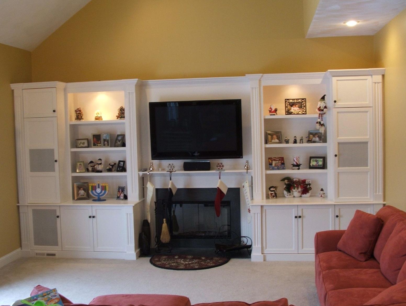 fireplace entertainment center built in home design ideas