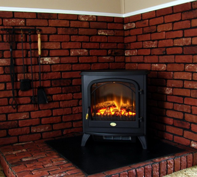 fireplace ideas for electric stoves - Electric Stoves For Sale